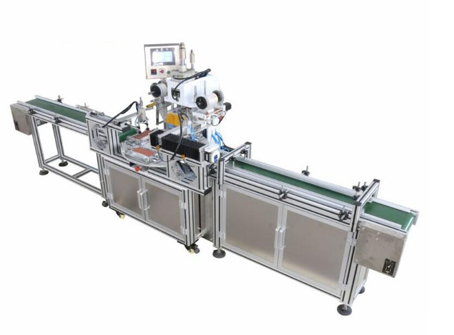 Automatic Flat Heat Transfer Machine
