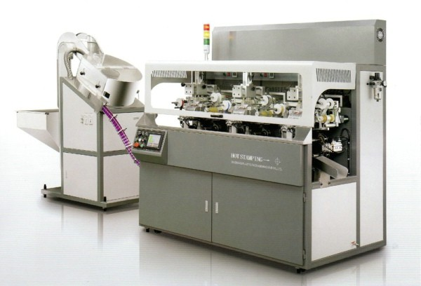 Automatic Multicolor Hot Stamping Machine