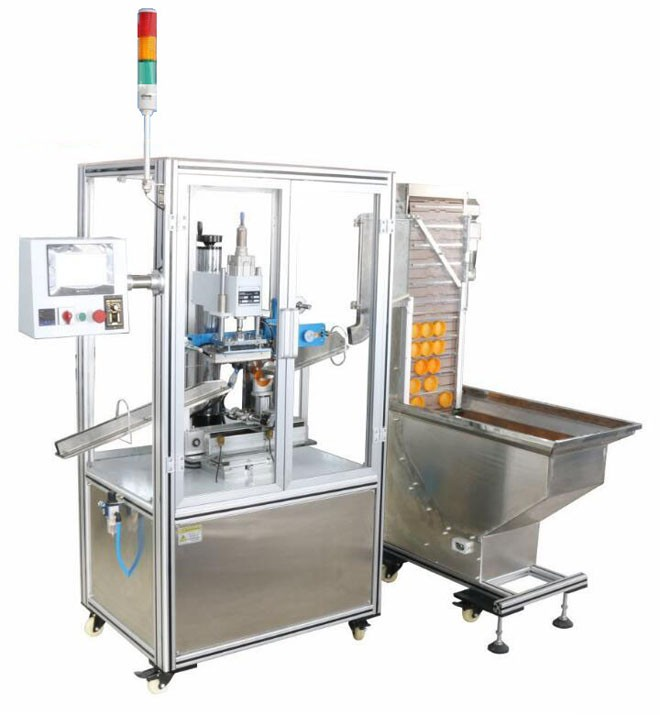 Automatic Round Hot Stamping Machine