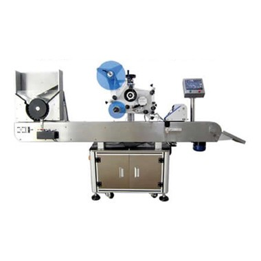 Automatic Small Cylindrical Labeling Machine