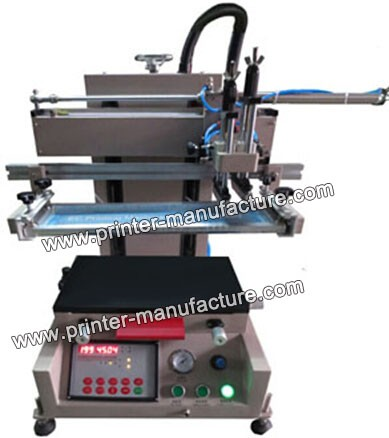 Desktop Vacuum Flat Screen Printer