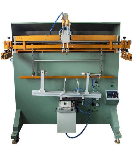 Flat and Round Screen Printing Machine