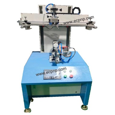 Servo Cylindrical Screen Printer with Auto Registration