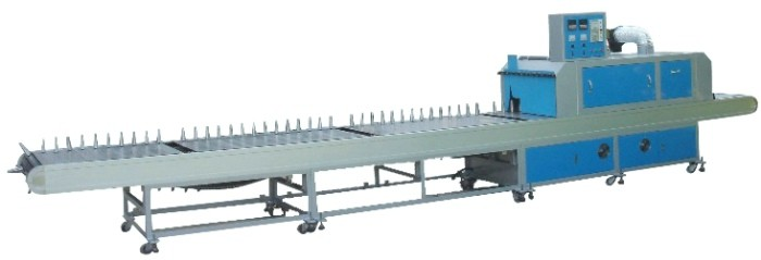 UV Curing Machine with Long Conveyor for Production Line